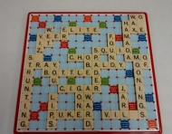 For the Love of Scrabble